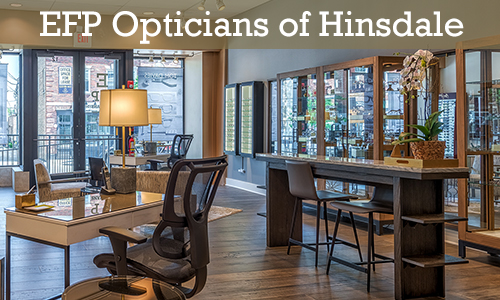 EFP Opticians of Hinsdale Button