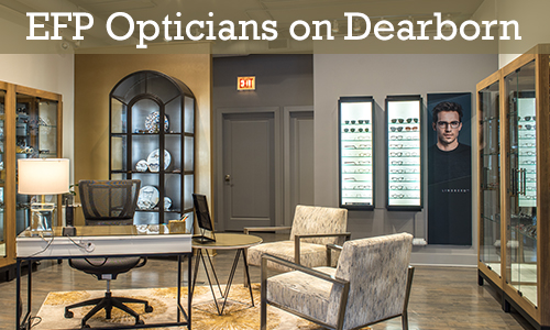 EFP Opticians on Dearborn Button