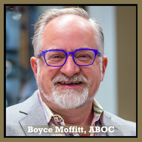 Boyce Moffitt